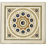 Greetings Card: 'Ceiling Design for Harewood House' by Adam Office
