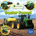 Tractor Power! [With Sticker(s)] (Joh...