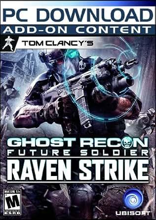Amazon.com: Tom Clancy's Ghost Recon: Future Soldier ...