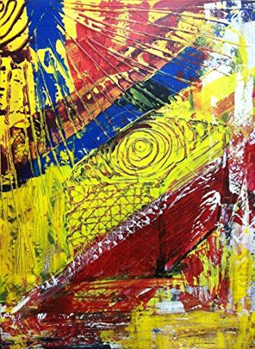 original-mixed-media-art-painting-my-sunshine