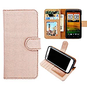 DooDa PU Leather Wallet Flip Case Cover With Card & ID Slots & Magnetic Closure For Samsung Galaxy S i9000