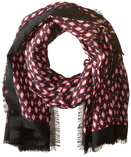 Marc-Jacobs-Womens-Diamond-Cashmere-Silk-Stole-Wrap