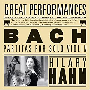 Plays Bach  Partitas/Sons