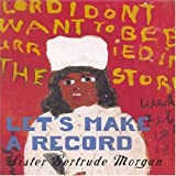 Let's Make A Record [Us Import]