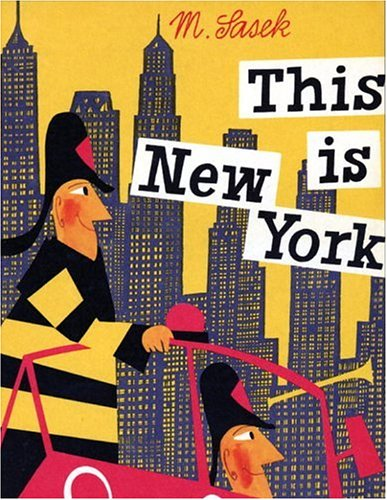 This Is New York (This is . . .), Miroslav Sasek