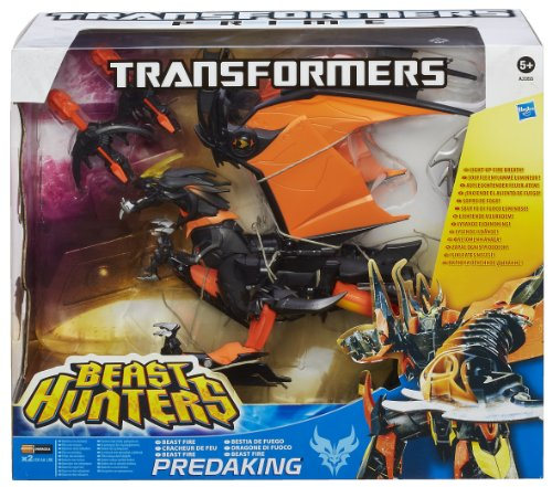 Marvel-Transformers-Figura-de-accin-Ultimate-Electrnic-Dragon-Hasbro-A3355E24