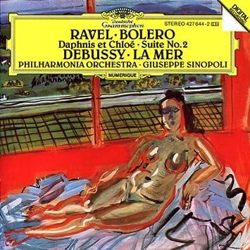 Ravel:Bolero/Debussy:La Mer