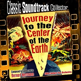 Journey to the Center of the Earth (Ost) [1959]