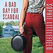 A Bad Day for a Scandal: A Crime Novel | Sophie Littlefield