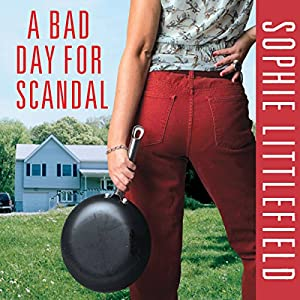 A Bad Day for a Scandal Hörbuch