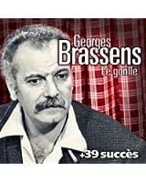 Le gorille + 39 succès de Georges Brassens (Chanson française) [Explicit]