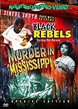 echange, troc Black Rebels & Murder in Mississippi [Import USA Zone 1]