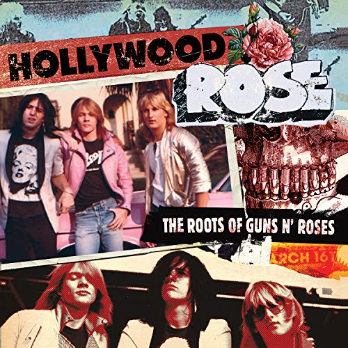 Vinilo : Hollywood Rose - The Roots Of Guns N' Roses (LP Vinyl)