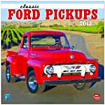 Ford Classic Pick Up Trucks 2013 Squa...