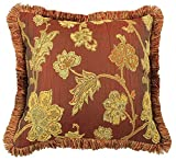TOPLINE Decorative Pillow, Rustic Red