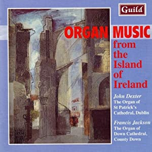 Organ Music From The Island Of Ireland from Guild