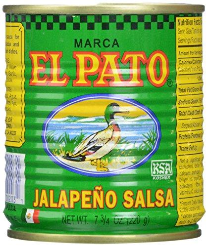 El Pato, Jalapeno Salsa, 7.75 oz (El Pato Jalapeno Salsa compare prices)