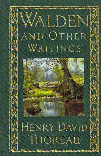 an analysis of walden by henry david thoreau Need help with reading in henry david thoreau's walden check out our revolutionary side-by-side summary and analysis for thoreau, a written work of art is both universal and intimate and is the art that most closely resembles life he believes that books are the true wealth of civilizations and that.
