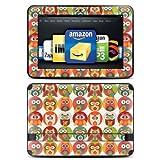 """DecalGirl Skin (autocollant) pour Kindle Fire HD 8,9"""" - """"Owls Family"""" (compatible uniquement avec Kindle Fire HD 8,9"""")"""