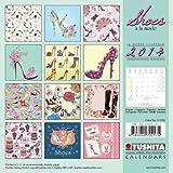 Image de Shoes a la Mode 2014 Mini Calendar (Mini Calendars)