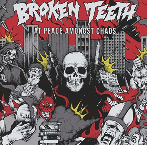 Broken Teeth-At Peace Amongst Chaos-CD-FLAC-2016-CATARACT Download