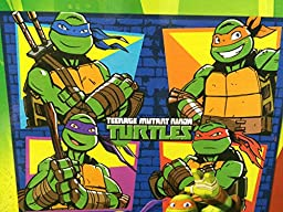 Teenage Mutant Ninja Turtle Extra Large Area Rug 39\