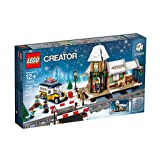 Lego Creator Winter Village Station -10259(902 pieces)