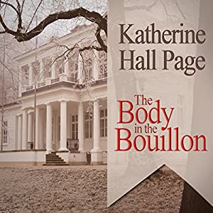 The Body in the Bouillon Audiobook