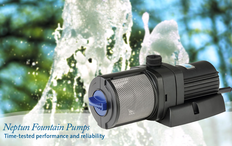 Neptun - Time-tested performance and reliability