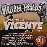 Karaoke: Vicente Fernandez - Exitos 6