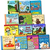 Julia Donaldson Julia Donaldson Gruffalo Collection 13 Books Set (Gruffalo, Highway Rat, One Ted falls out the bed, Hippo Has A Hat, Toddle Waddle, Wriggle and Roar, Wake Up Do, Lydia Lou, Freddie and Fairy, Gruffalo Song and other songs, Goat goes to pl