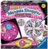 Ravensburger Monster High 2-in-1 Mandala Designer