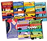 Alexander McCall Smith Alexander McCall Smith Isabel Dalhousie 7 Books Collection Pack Set RRP: £61.52 (The Lost Art of Gratitude, The Comfort of Saturdays, The Careful Use of Compliments, The Right Attitude to Rain, Friends, Lovers, Chocolate, The Char