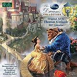 img - for Thomas Kinkade: The Disney Dreams Collection 2017 Wall Calendar book / textbook / text book