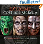 Extreme Costume Makeup: 25 Creepy &am...