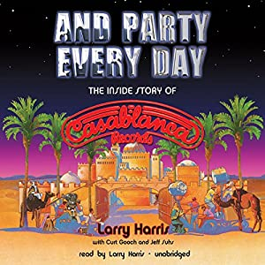 And Party Every Day Audiobook