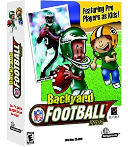 Backyard Football 2002 - PC Mac by Infogrames