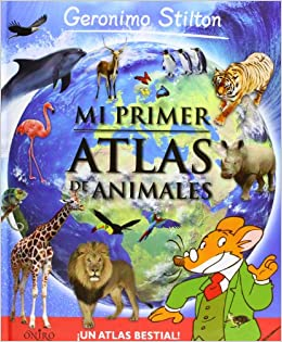 Mi primer Atlas de animales: 9788497546492: Amazon.com: Books