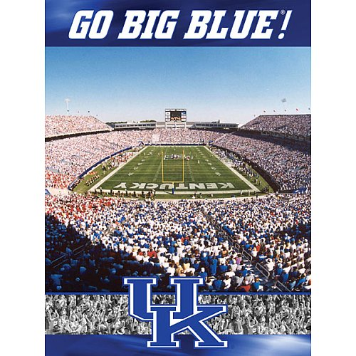 Cheap Fun Racing Reflections Kentucky Wildcats 18X22 550 Piece Jigsaw Puzzle (B002QTJYTQ)
