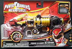 Power Rangers Megaforce Power Ranger Blaster