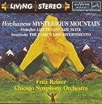 Hovhaness: Mysterious Mountain; Strav...