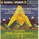 Hovhaness: Symphony No. 2 Mysterious Mountain / Prokofiev: Lt. Kije Suite / Stravinsky: Fairy's Kiss Divertimento