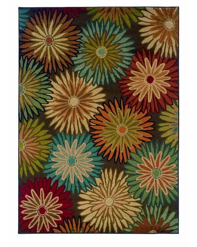 Granville Rugs Aiden Rug, Brown, 10' x 13'