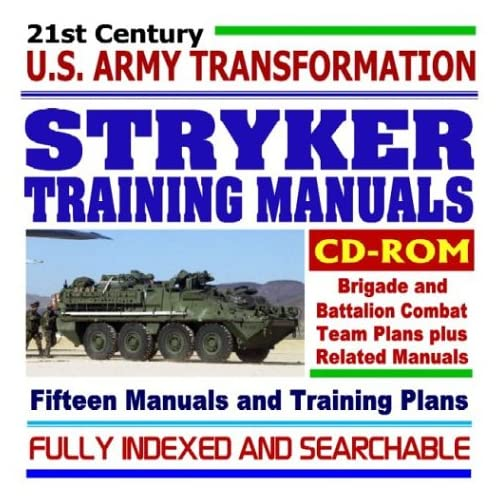 training manuals army
