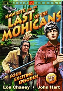 Hawkeye And The Last of The Mohicans - Volume 5 (DVD-R) (1957) (All Regions) (NTSC) (US Import) [1956]