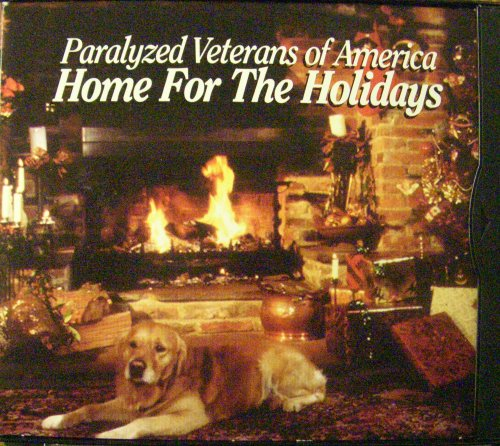 Paralyzed Veterans of America/Home For The Holidays 1996, Various Artists