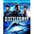 Battleship (Blu-ray + Digital Copy + UV Copy) [Region Free]