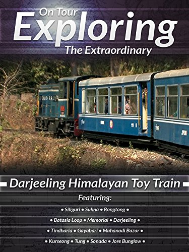 On Tour Exploring the Extraordinary Darjeeling Himalayan Toy Train