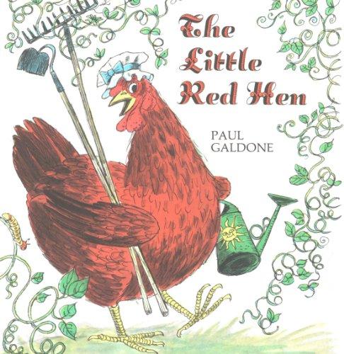 Paul Galdone - The Little Red Hen