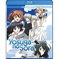 Yosuga No Sora: In Solitude Where We Are Least Alone [Blu-ray]